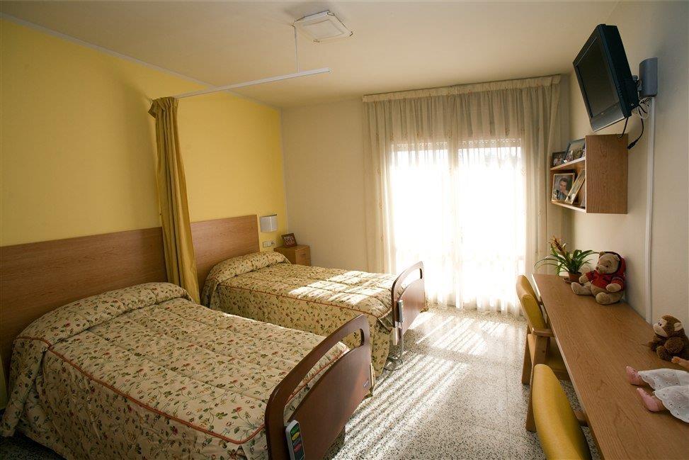 Hotel_Residencia_Vila_Valldoreix_Habitación
