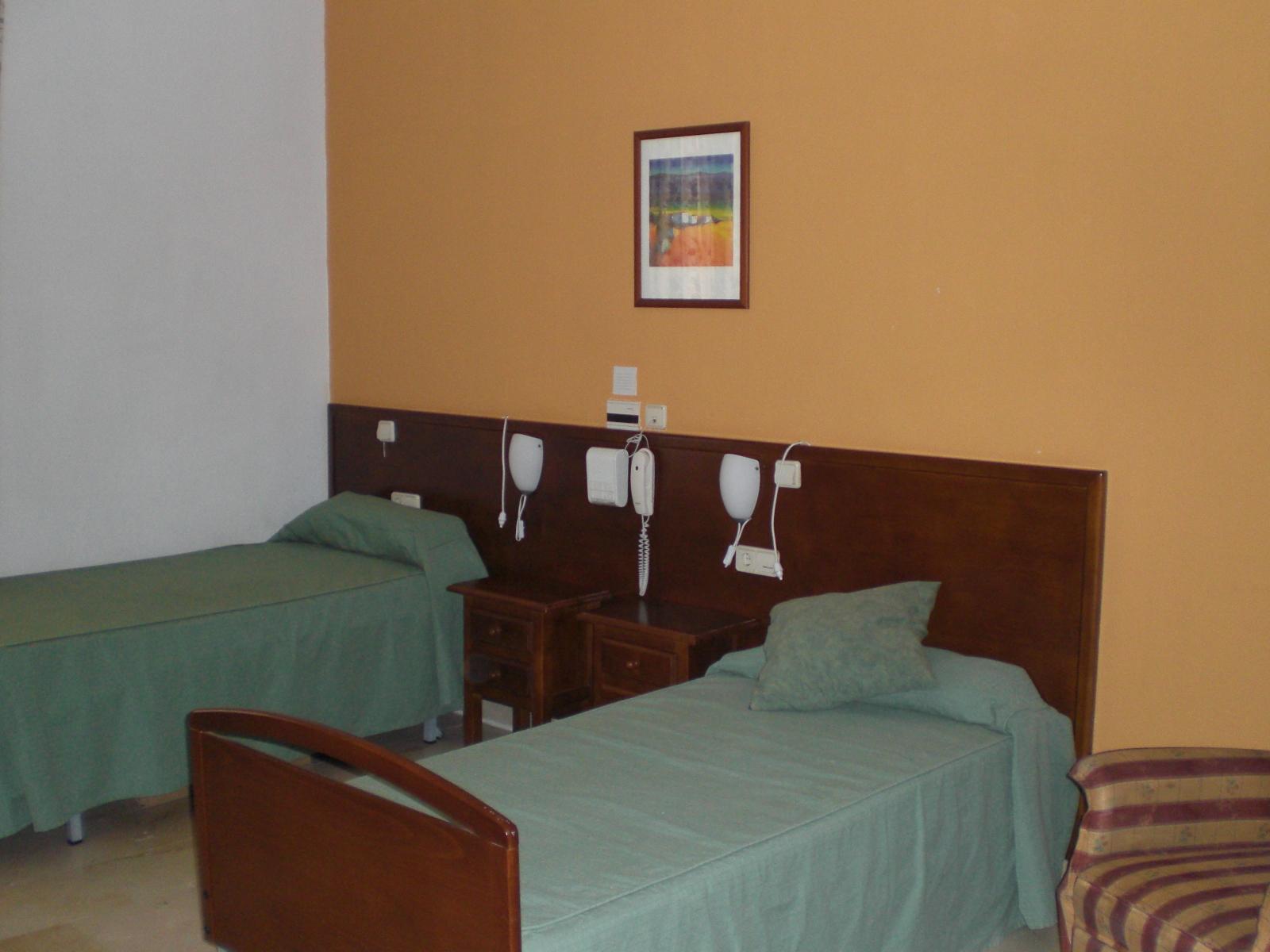 Residencia_Carabaña_Habitación_1