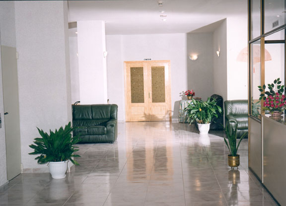 Residencia_Geriatel_Aluche_Hall