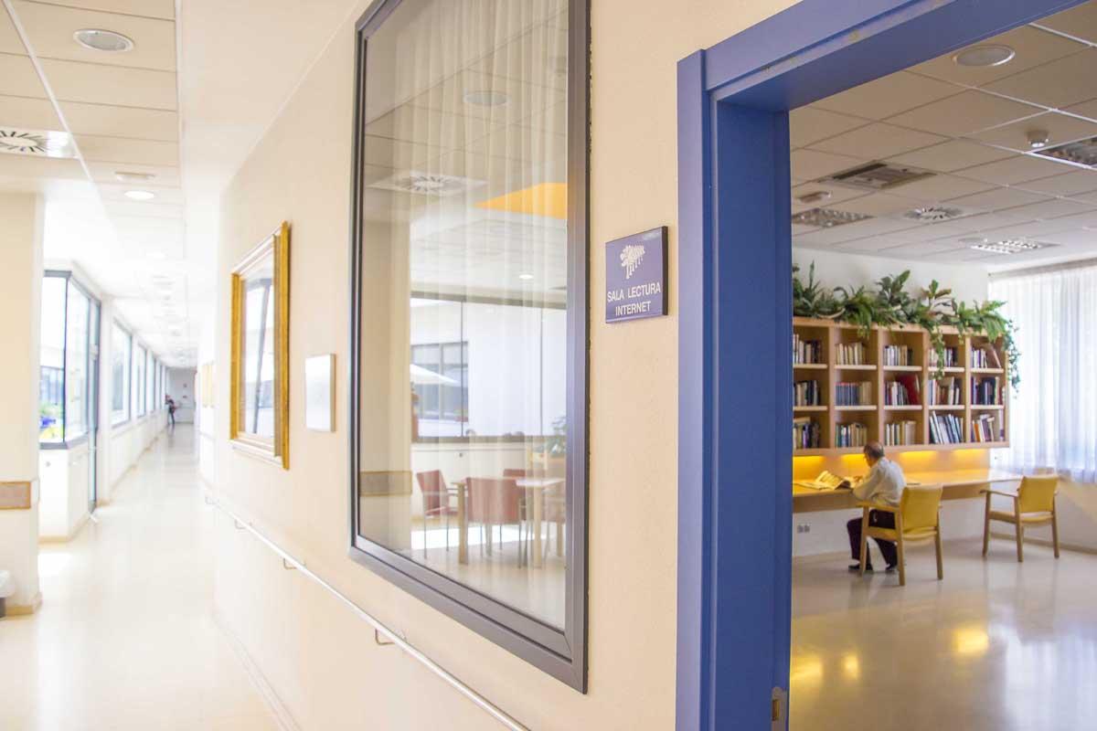 Residencia_Las_Camelias_Biblioteca