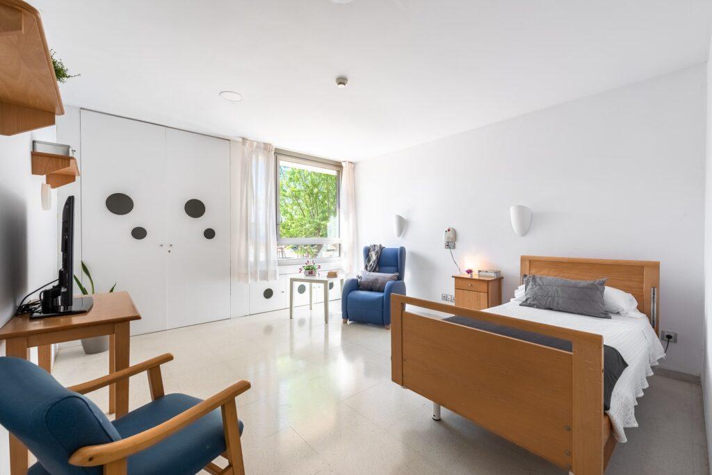 Residencia_Seniors_Montuïri_Habitación_Doble