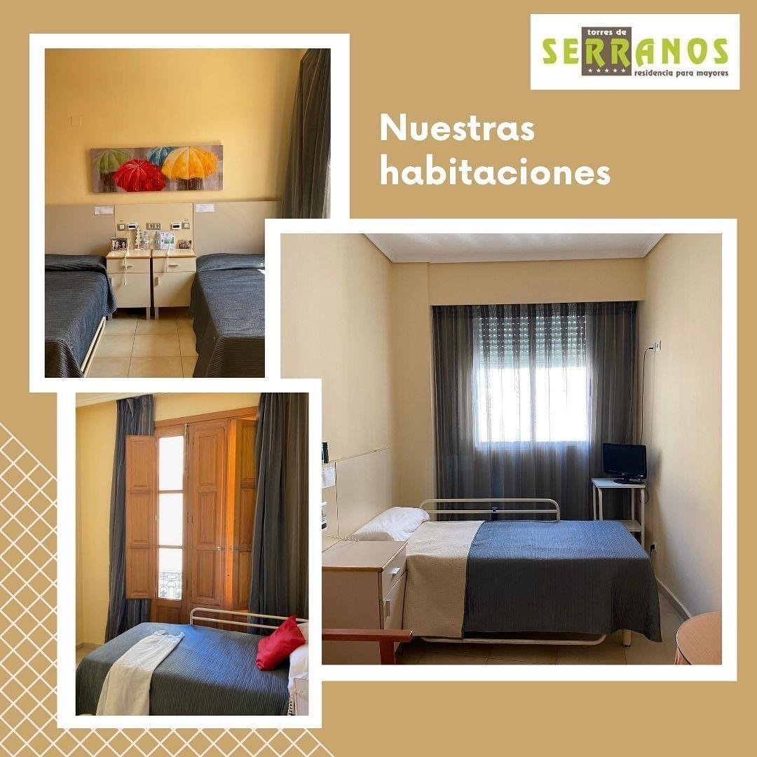 Residencia_Torres_de_Serrano_Habitaciones